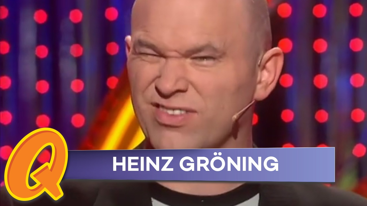 Heinz Gröning: Muttermordgefahr | Quatsch Comedy Club Classics