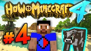 TIME TO FARM! - HOW TO MINECRAFT S4 #4