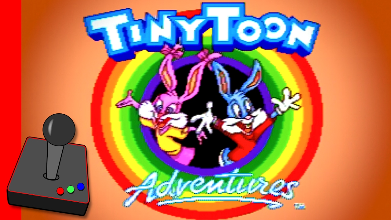 Affordable Classics! Tiny Toon Adventures: Buster\'s Hidden ...