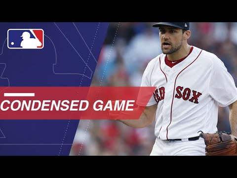 Condensed Game: NYY@BOS - 8/4/18