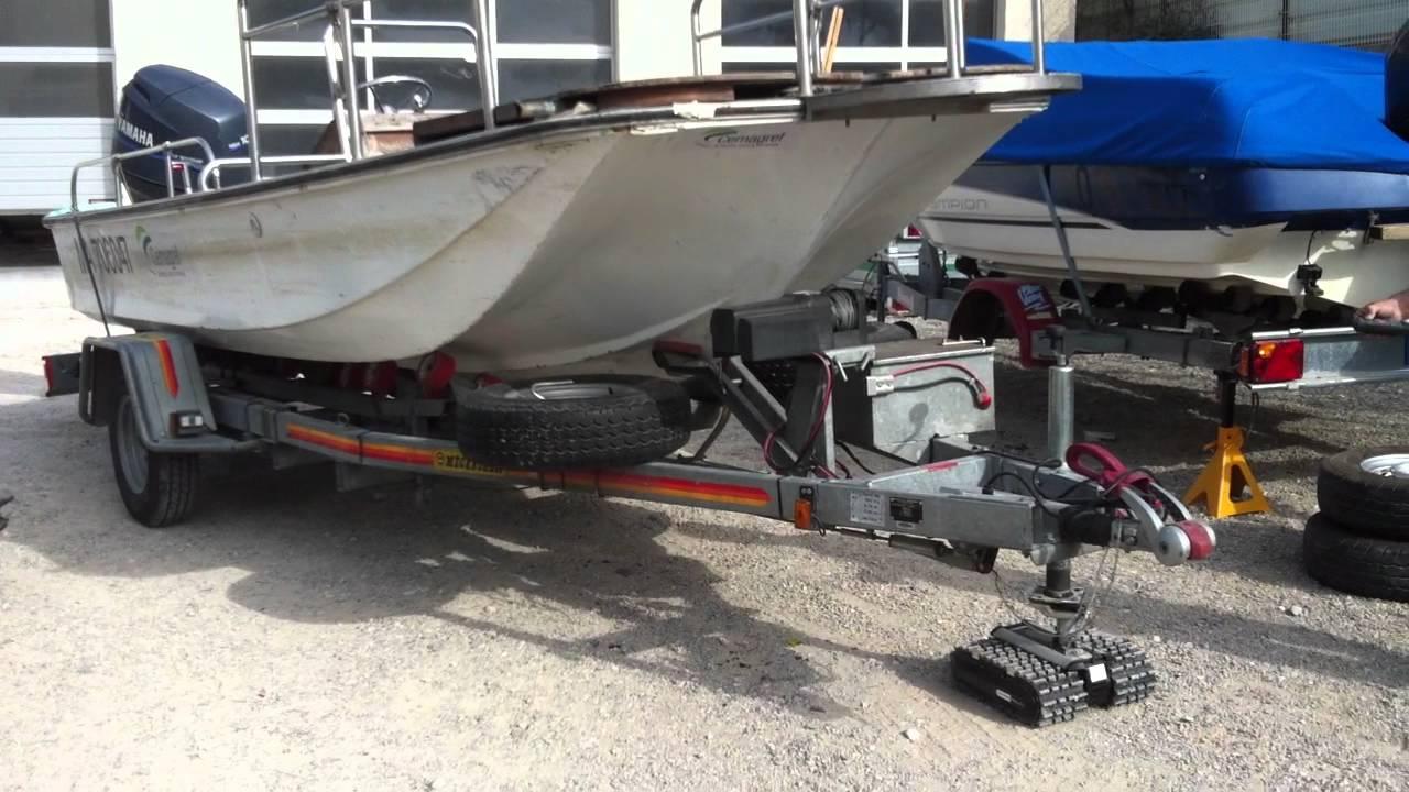 Robot manutention remorque mov youtube - Fabriquer une guirlande electrique ...