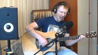 Беспечный ангел на гитаре Хорошо поёт