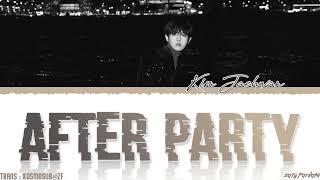 Jaehwan - After Party