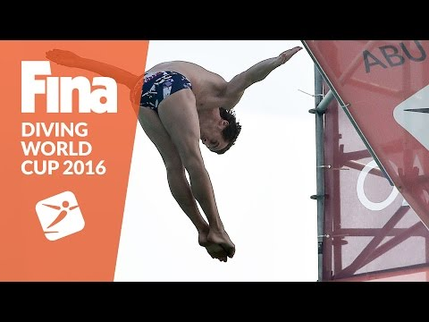 Re-Live: FINA High Diving World Cup 2016 Abu Dhabi - Monday (29.02)
