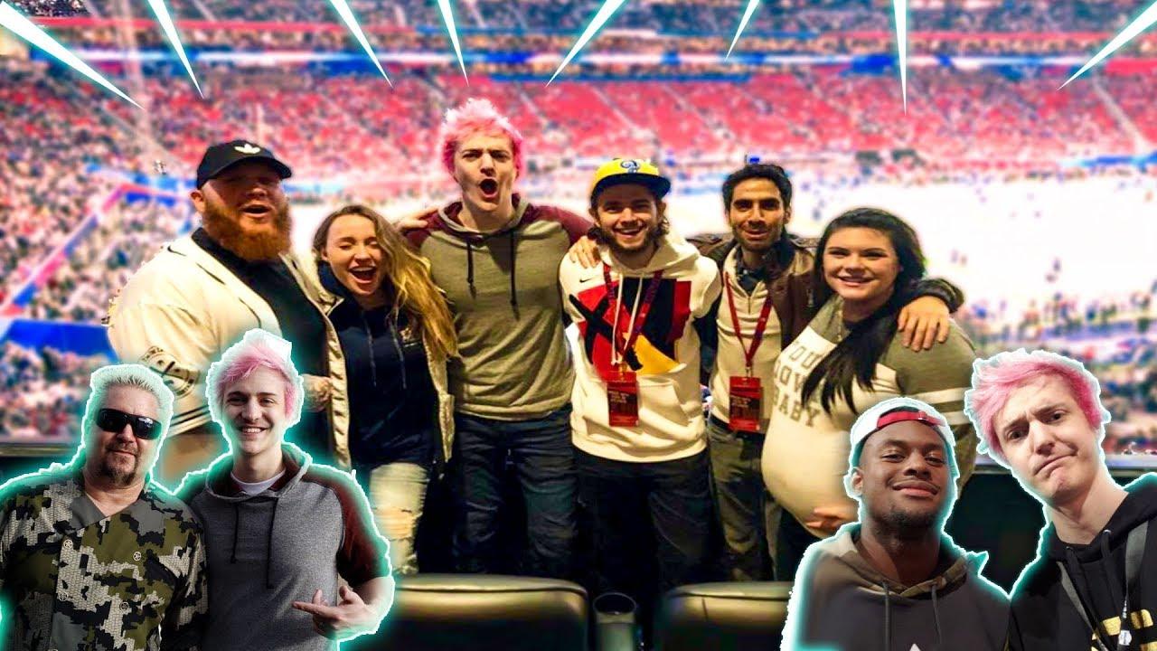Download NINJA'S NFL SUPER BOWL COMMERCIAL 2019 (SUPERBOWL 53) Fortnite ninja super bowl commercial