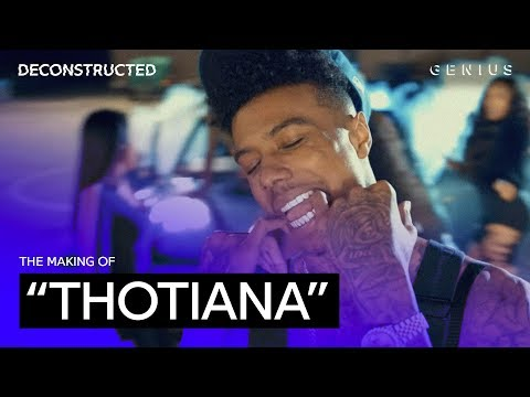 "The Making Of Blueface's ""Thotiana"" With Scum Beatz 