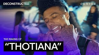 The Making Of Blueface's