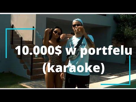 Żabson-10.000 w portfelu (Karaoke Pośpiewajmy Razem)