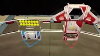 2020 INFINITE RECHARGE Field Drone Video: Cross Field Views
