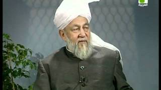 Liqa Ma'al Arab 10 February 1998 Question/Answer English/Arabic Islam Ahmadiyya