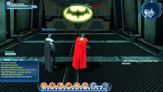 DC Universe Online: PVP Legends Overview - Steel
