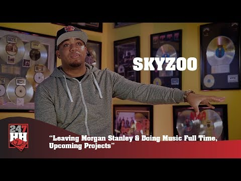 Skyzoo - Leaving Morgan Stanley & Doing Music Full Time, Upcoming Projects (247HH Exclusive)