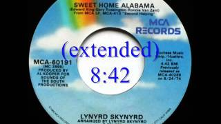 Sweet Home Alabama (extended) - Lynyrd Skynyrd