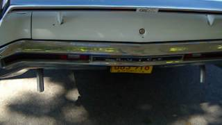 2012 Route 66 Car Show Berwyn Illinois, 60402  9-8-12. 1970 Buick GSX Stage 1 UNRESTORED ORIGINAL!