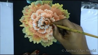 One Stroke Painting for Beginners