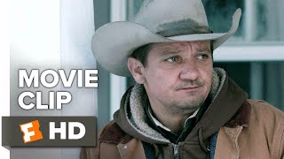 Wind River Movie Clip - I'm a Hunter (2017) | Movieclips Coming Soon