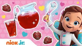 Chocolate Covered Strawberries Valentines Day Recipe  Butterbeans Café  Nick Jr.