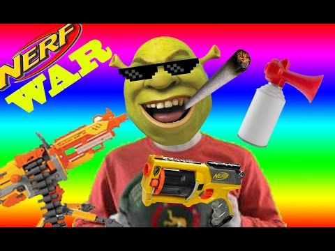 MLG Nerf War from YouTube · Duration:  3 minutes 1 seconds