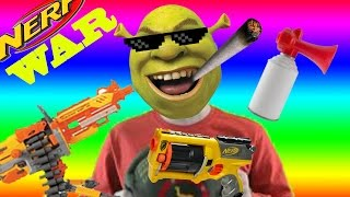 MLG Nerf War