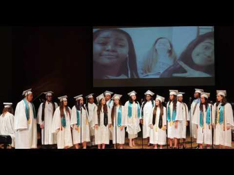 Miami Arts Charter School Class of 2016 Graduation