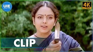 Chokka Thangam | Super Scene ( 4K Scene ) | Vijayakanth | Soundarya