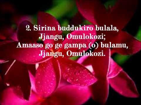 SDA Hymn 8. Okukaaba kwange owulire_Mike Jakira