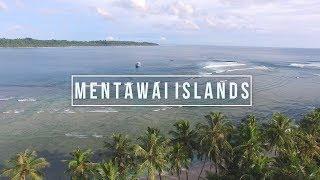 Mentawais boat trip