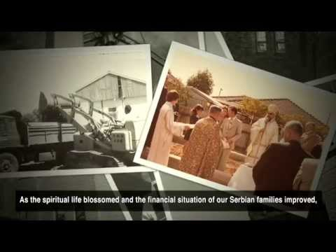 St. Sava Church, Woodville Park, Adelaide S.A. - short history