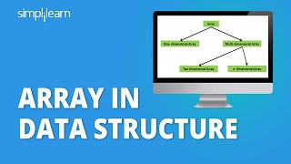 Array In Data Structure | What Is An Array In Data Structure? | Data Structures | Simplilearn