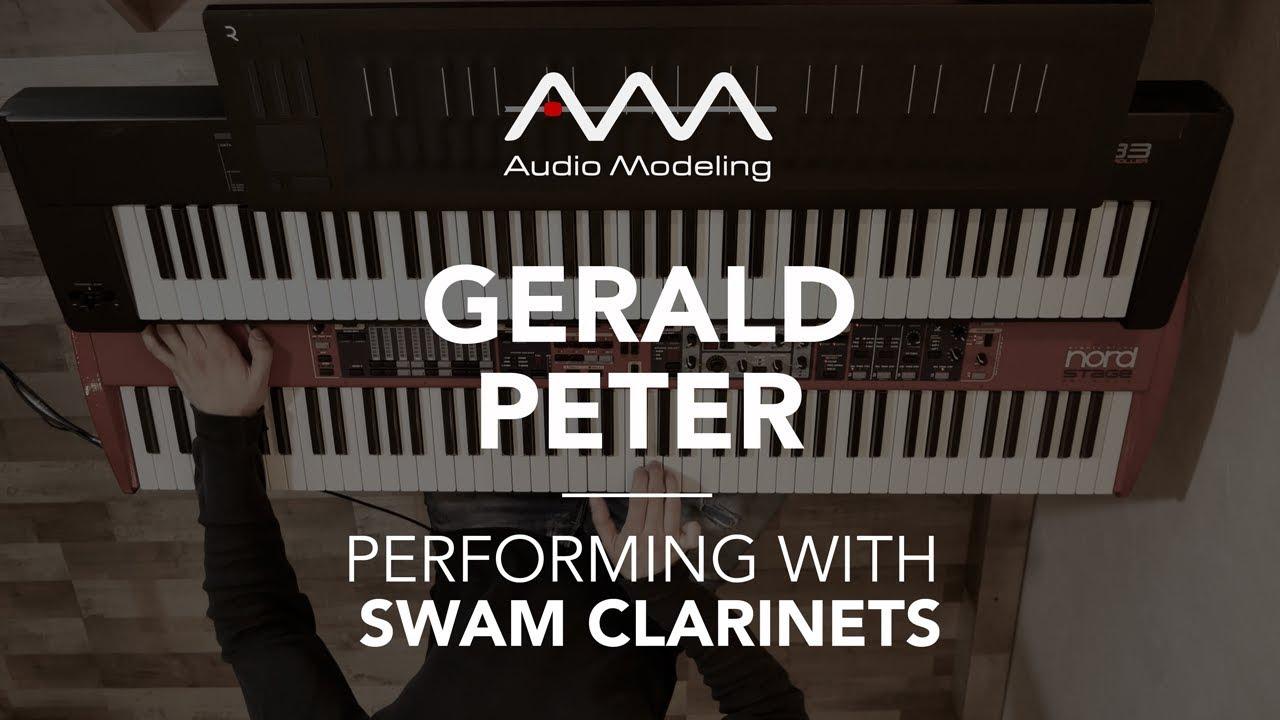 SWAM Clarinets | Audio Modeling