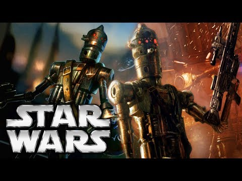 IG-88 Assassin Droid: Star Wars lore (Legends)