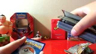 Pokemon XY Furious Fists booster pack opening!