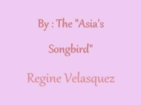 Fallin' - Regine Velasquez