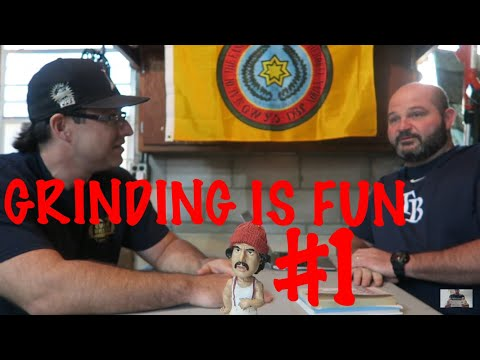 GRINDING IS FUN PODCAST #1 / THE BEST PODCAST IN THE WORLD / THE CPA STRENGTH AND DIRTY G PODCAST
