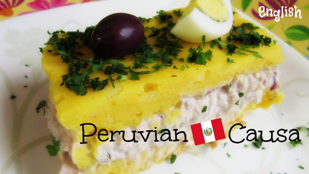 Peruvian causa economic recipe i lorentix youtube peruvian causa economic recipe i lorentix forumfinder Choice Image
