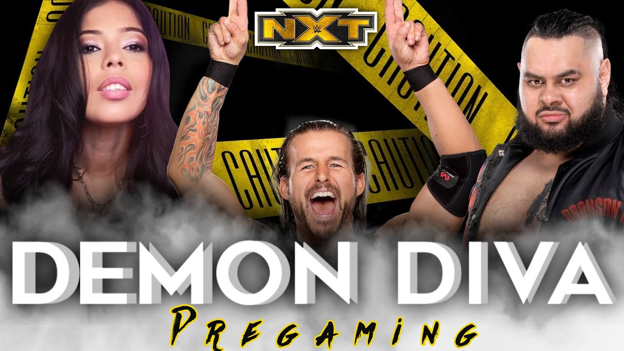 Pregaming | WWE NXT 7.27.2021 Edition | Joe is gonna k*ll you