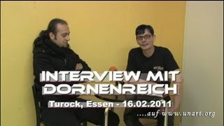"UnArt Live TV - Interview Jochen ""Evíga"" Stock"