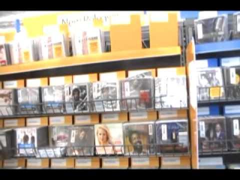 Walmart Bieber Hunt For My Worlds Acoustic(: