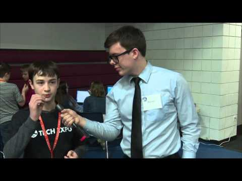 MSBSD Tech Expo 2016 - Teeland Middle School