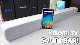 Xiaomi TV Soundbar - [Tested] with the Mi Mix 2S!