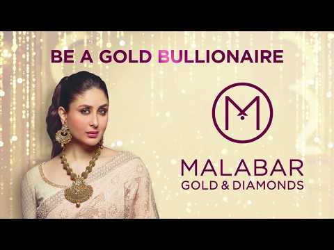 Win up to 75 gold bars & be a Gold Bullionaire at Malabar Gold & Diamonds - UAE