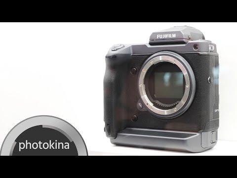 FUJIFILM GFX 100 – 4K, 10bit Medium Format Camera Concept Explained