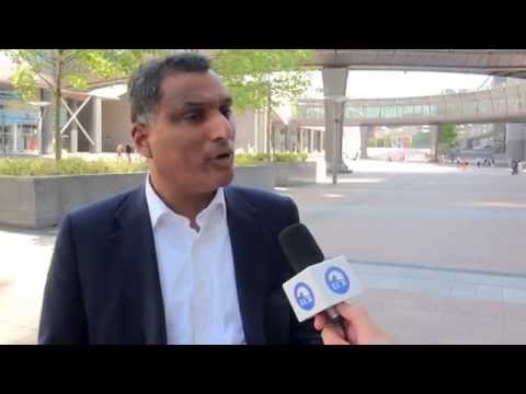 Syed Kamall, new ECR Group Chairman on his plans for the group and for EU reform