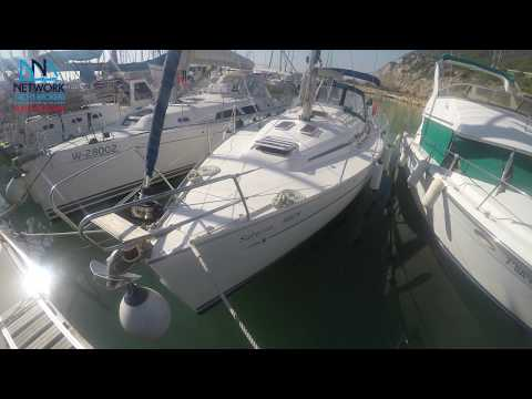 Bavaria 36 for sale in Barcelona by Network Yacht Brokers