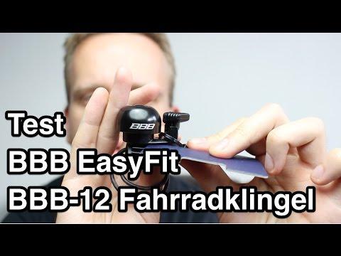 BBB EasyFit Deluxe BBB-14 Fahrradklingel