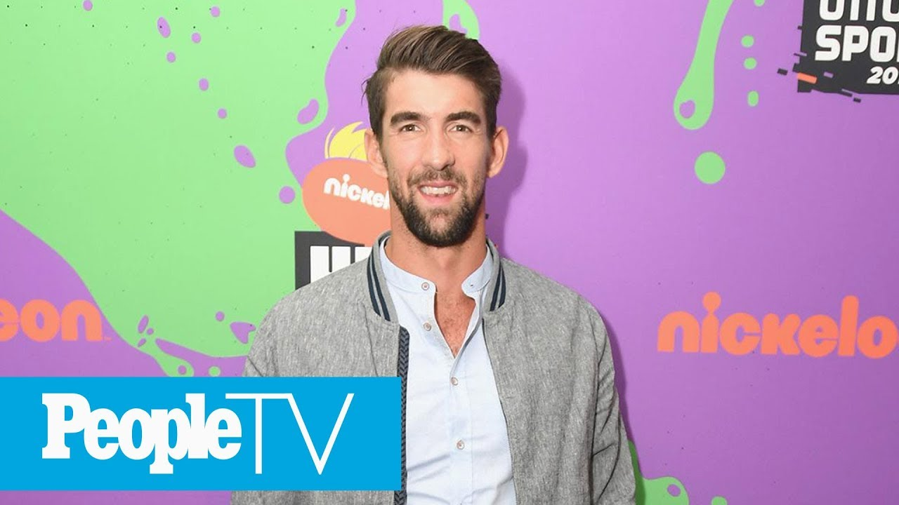 Olympian Michael Phelps Speaks Out About His Battle With Depression | PeopleTV