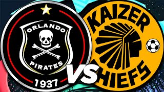 Kaizer Chiefs Vs Orlando Pirates🔥⚽Telkom Knockout🔥⚽|The Soweto Derby|FIFA 20 Gameplay|MagnoliaArts