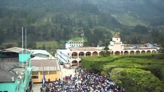 """Hidro """"Santa Cruz"""" La Manzana de la Discordia en Barillas, Huehuetenango."""