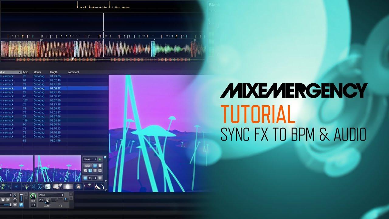Serato dj | sync tutorial youtube.