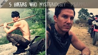 Backpacker Disappearances